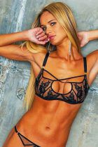 Lina (Nicosia) is among the best cheap escorts in Cyprus. EUR 250 per hour