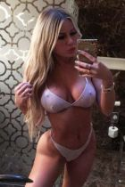 The sexiest among busty Cyprus (Coral bay) escorts - Anya, 24 y.o.