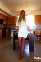 Female escort service from charming Angelika  in Cyprus (Paphos)